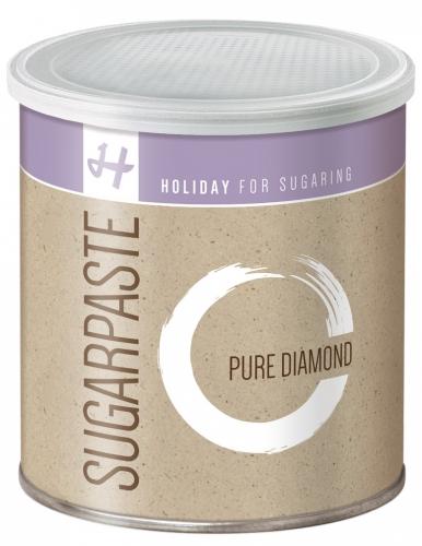 Zuckerpaste Pure Diamond (Soft) - 1 kg - Sugaring ohne Vliesstreifen