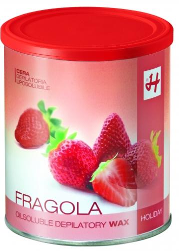 Enthaarungswachs FRAGOLA ERDBEERE 800 ml Dosenwachs
