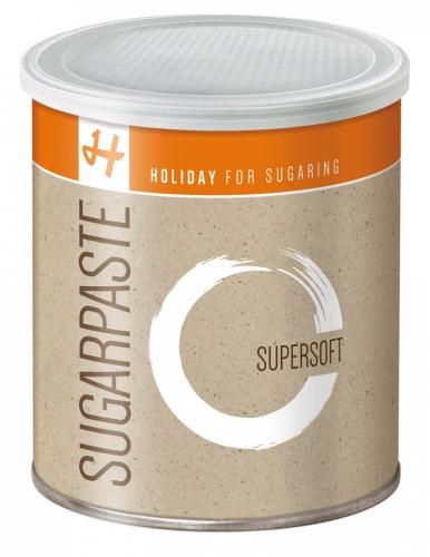 Zuckerpaste Supersoft (4x Soft) - 1 kg - Sugaring ohne Vliesstreifen