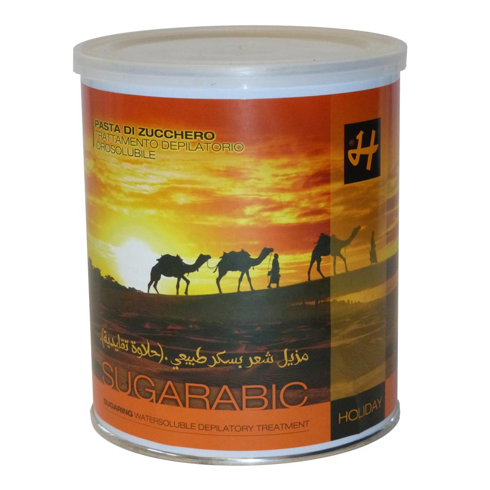 Holiday Sugaring Zuckerpaste SUGARABIC 1 kg - Zuckern ohne Vliesstreifen DA011