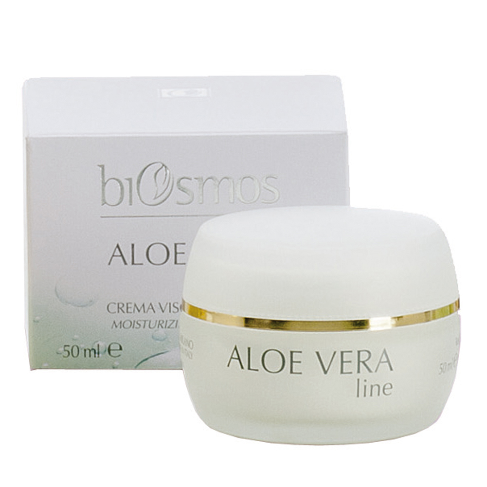Feuchtigkeitsspendende Tagescreme Aloe Vera 50 ml AL1005