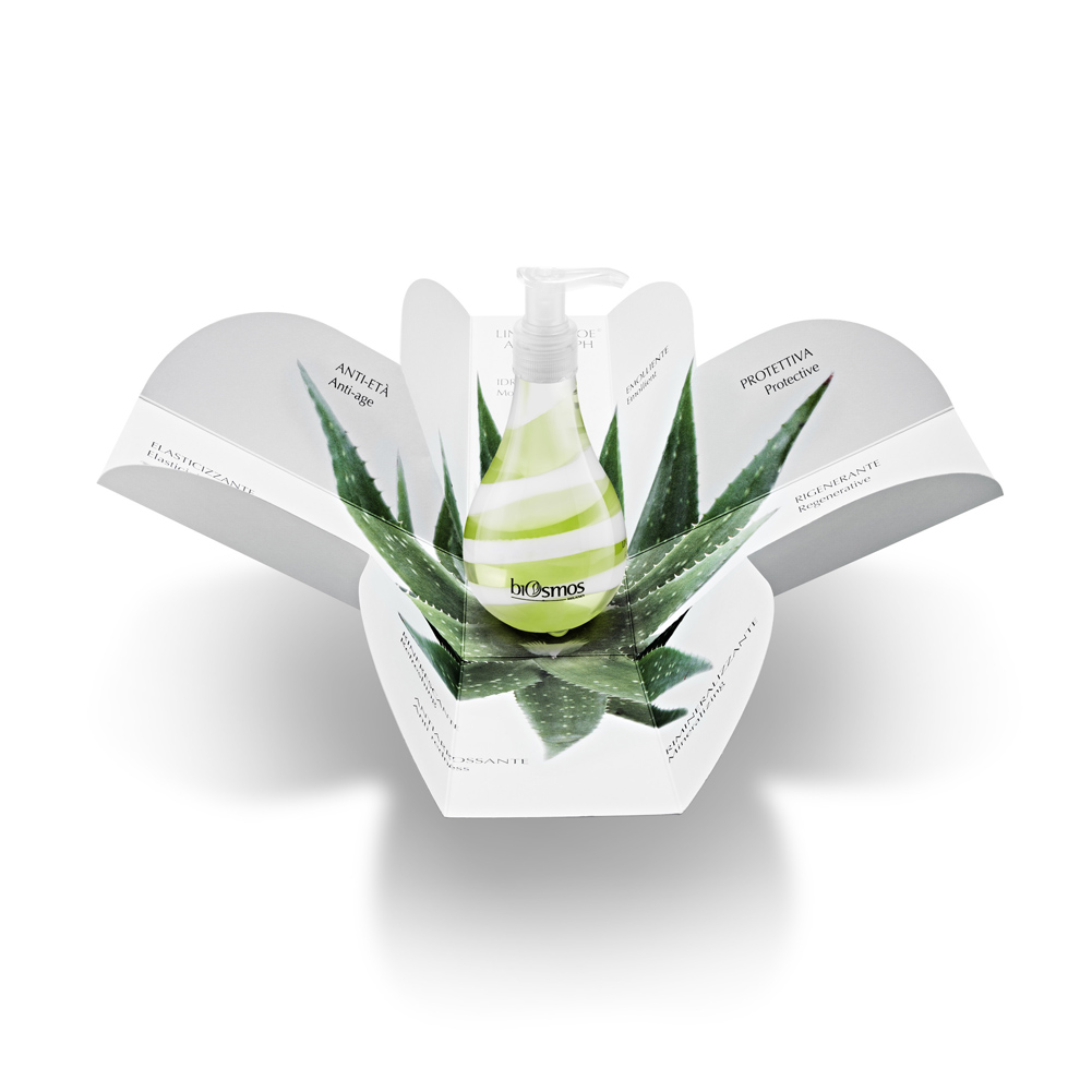 Linfa di Aloe Zwei-Phasen Detox, 250 ml AL1210