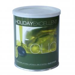 Enthaarungswachs EXCELLENT Olivenöl, 800 ml, Dosenwachs