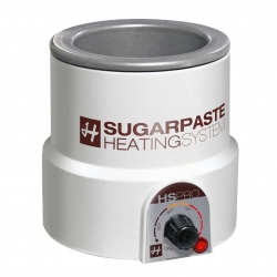 H-Zuckerpaste Heating System für 800 ml/1 kg Dosen