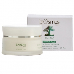 Biosmos BAOBAB line: Vitamin plus Nourishing Day Cream - Nährende Tagescreme 50 ml