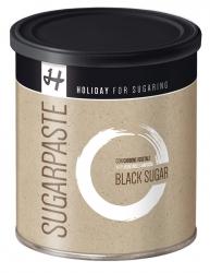 Im Trend: Zuckerpaste BLACK SUGAR (Soft) - 1 kg - Sugaring ohne Vliesstreifen