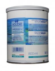 Enthaarungswachs EXCELLENT MERMAID - MEERJUNGFRAU, 800 ml, Dosenwachs