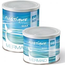 Enthaarungswachs EXCELLENT MERMAID - MEERJUNGFRAU, 400 ml, Dosenwachs