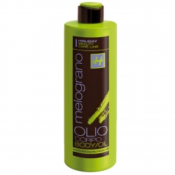 MELOGRANO BODY OIL mit Granatapfelöl 500 ml