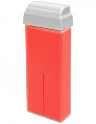 Wachspatrone GEL FRAGOLA ERDBEERE mit großem Roller 100 ml
