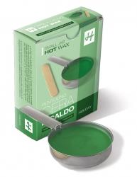 Warmwachs Pentolino Green - 120g - Enthaarung ohne Vliesstreifen zuhause